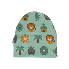 Maxomorra Beanie Mütze JUNGLE