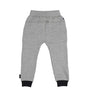 Sweat Hose YAGO QUILT in grau