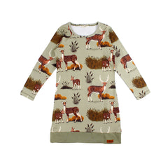 Walkiddy - Sportdress Deer Family