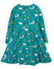 Sofia Skater Dress Farmyard