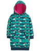Frugi Harriet Hoody Dress Above the Clouds
