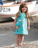 Frugi Kleid Amy Dress St Agnes mit Pony-Applikation