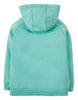 Frugi Heather Hoody St Agnes - Frugi Heather Hoody Kapuzen-Sweatshirt mit Papageientaucher-Applikation