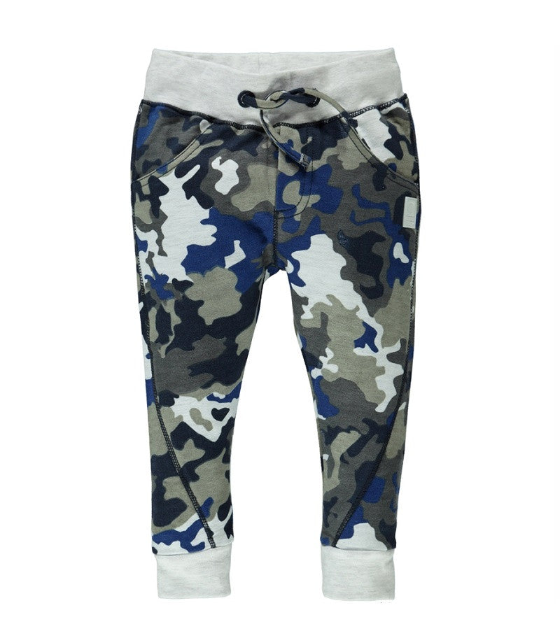 jungen camouflage sweat hose tumble´n dry heldenkind