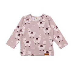 Walkiddy - Shirt Little Alpacas