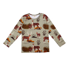 Walkiddy - Shirt Deer Family