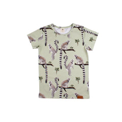 Walkiddy - T-shirt Lemurs