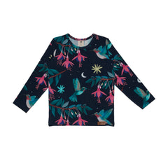 Walkiddy - Shirt Hummingbirds