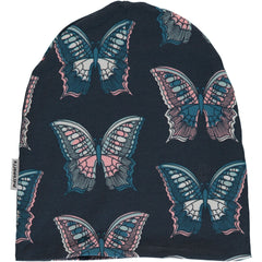 Maxomorra Hat Velour BUTTERFLY