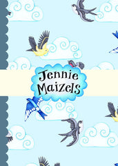 Notizbuch Mini Bird Jennie Maizels