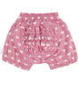 Shorts EIRA POP in koralpink mit Muster