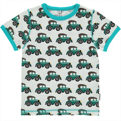 Maxomorra Kurzarm-Shirt Veteran Car