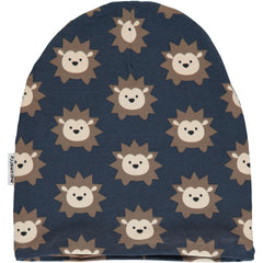 maxomorra Mützel IGEL - Hat Velour HEDGEHOG