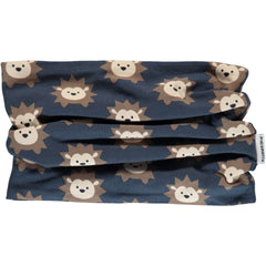 maxomorra Ringschal IGEL -  Scarf Tube Velour HEDGEHOG