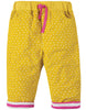 Frugi Little Cally Cord-Hose Gorse Speckle Spot