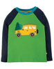 Alfie Raglan Top Glen Truck