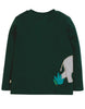 Frugi Joe Applique Top Rhino
