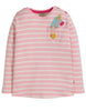 Frugi Louise Pocket Top Einhorn