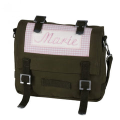 Kindertasche Canvas in ver.Farben personalisierbar by lakaro