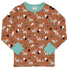 Maxomorra - Langarmshirt CAMEL PARTY