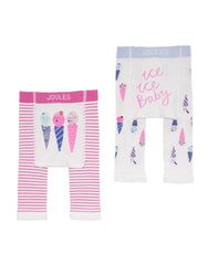 Ice Cream Leggings 2er Pack Joules bei Heldenkind