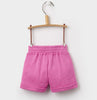 Shorts KITTIWAKE in pink