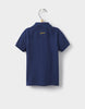 Poloshirt WOODY Junior in dunkelblau