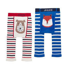 Strickleggings 2er-Pack Fuchs & Hund bei Heldenkind