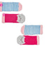 Frottee-Socken TERRY CAT 2er-Pack in bunt