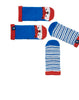 Frottee-Socken TERRY FOX 2er-Pack in bunt