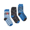 Socken 3er-Pack gestreift Tom Joule bei Heldenkind