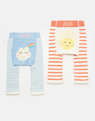 LIVELY 2er-Pack Leggings Sun & Cloud
