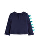 Tom Joule  Sweatshirt French Navy Dinosaurier