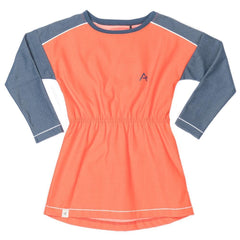 Albababy Kleid Isla Orange.com