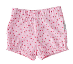 Jersey-Shorts ERDBEERE in rosa