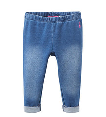 denim leggings in blau von joules bei heldenkind