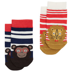 joules 2er pack socken jungle bei heldenkind