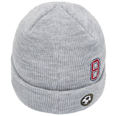 Name It Beanie Nitmadge Grey Melange Mini