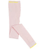 Strick-Leggings in rosa bei Heldenkind