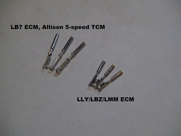 Allison TCM connector pins