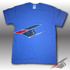 BT DieselWorks Carolina Blue Tee