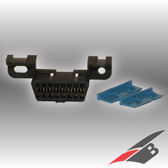 OBD-2 connector