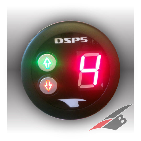 Gauge pod mount digital DSP-5 Switch