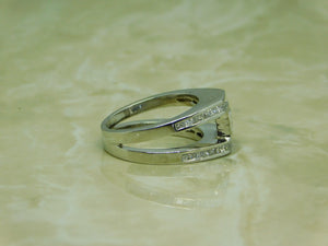 Ladies Diamond Engagement Rint