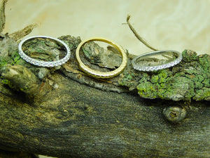 Ladies Stack able Rings