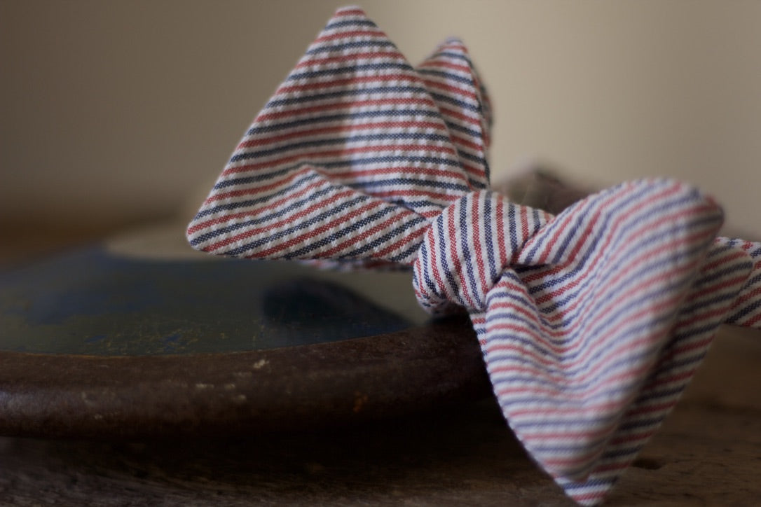 Noodles Bow Ties 100% Cotton  Handcrafted in Italy coated metal hardware  olive green gabardine inside hand-stitched labels handmade boxes self-tie bow ties