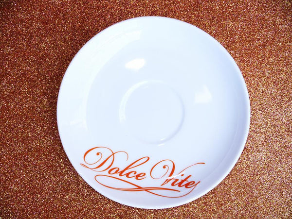 Dolce Vite® Cups & Saucers!