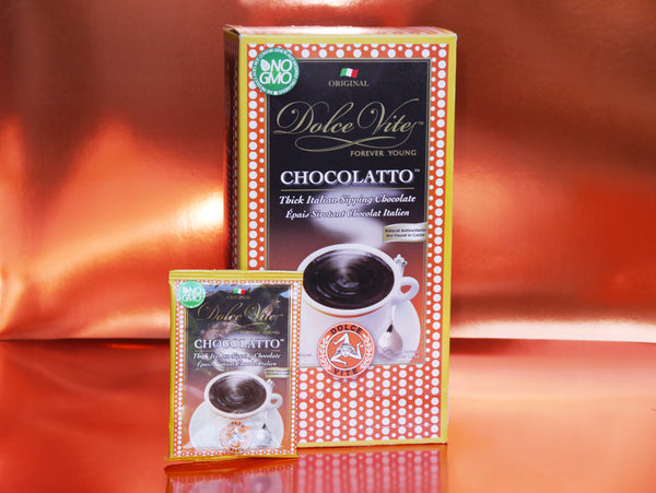 FOR CAFE - Dolce Vite Chocolatto® 2 CASES X 80pk! FREE SHIP! ($10 Saving!)