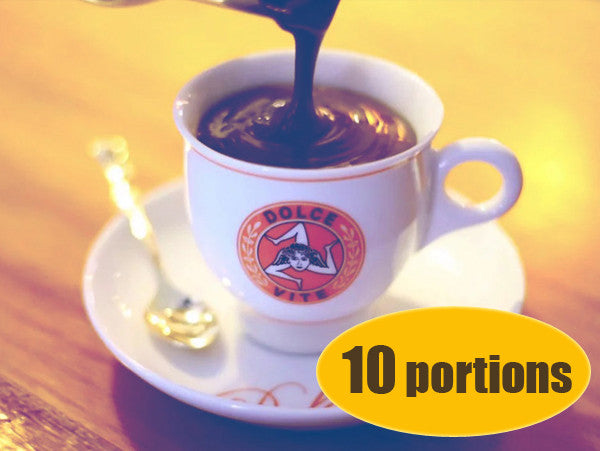 Dolce Vite Chocolatto® 10 Portions