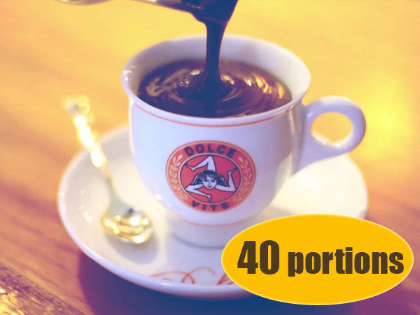 CAFE - Dolce Vite Chocolatto® 40 Portions